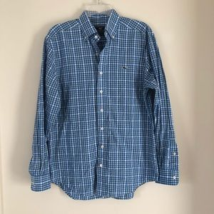 Vineyard Vines Whale Casual Button Down Plaids